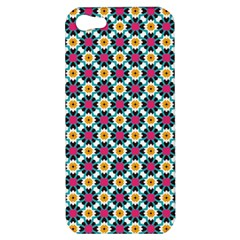 Pattern 1282 Apple Iphone 5 Hardshell Case by creativemom