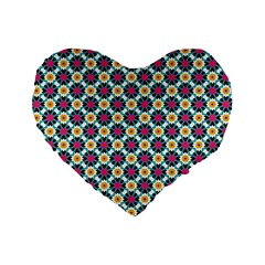 Pattern 1282 Standard 16  Premium Heart Shape Cushions by creativemom