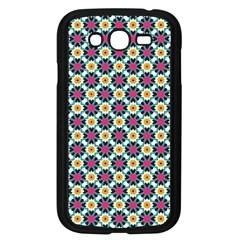 Pattern 1282 Samsung Galaxy Grand Duos I9082 Case (black) by creativemom