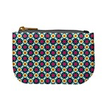 Cute abstract Pattern background Mini Coin Purses Front