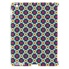Cute Abstract Pattern Background Apple Ipad 3/4 Hardshell Case (compatible With Smart Cover) by creativemom