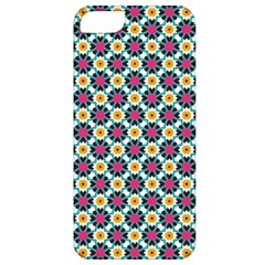 Cute Abstract Pattern Background Apple Iphone 5 Classic Hardshell Case by creativemom