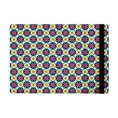 Cute abstract Pattern background Apple iPad Mini Flip Case by creativemom