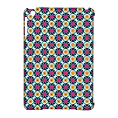 Cute Abstract Pattern Background Apple Ipad Mini Hardshell Case (compatible With Smart Cover) by creativemom