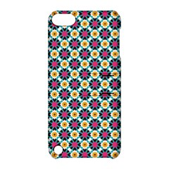 Cute Abstract Pattern Background Apple Ipod Touch 5 Hardshell Case With Stand by creativemom