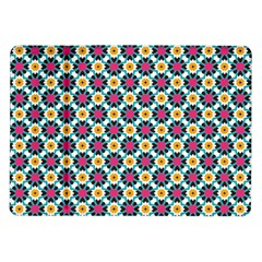 Cute Abstract Pattern Background Samsung Galaxy Tab 10 1  P7500 Flip Case by creativemom