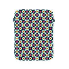 Cute Abstract Pattern Background Apple Ipad 2/3/4 Protective Soft Cases by creativemom