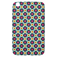 Cute Abstract Pattern Background Samsung Galaxy Tab 3 (8 ) T3100 Hardshell Case  by creativemom