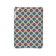 Cute Abstract Pattern Background Ipad Mini 2 Hardshell Cases by creativemom