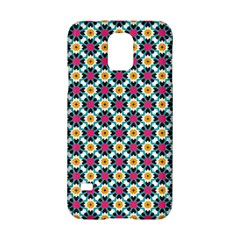 Cute Abstract Pattern Background Samsung Galaxy S5 Hardshell Case  by creativemom