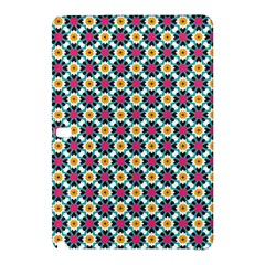 Cute abstract Pattern background Samsung Galaxy Tab Pro 12.2 Hardshell Case by creativemom