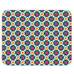 Cute Abstract Pattern Background Double Sided Flano Blanket (medium)  by creativemom