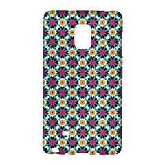 Cute Abstract Pattern Background Galaxy Note Edge by creativemom