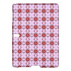 Cute Pretty Elegant Pattern Samsung Galaxy Tab S (10 5 ) Hardshell Case  by creativemom
