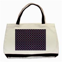 Cute Pretty Elegant Pattern Basic Tote Bag  by creativemom