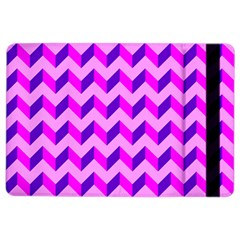 Modern Retro Chevron Patchwork Pattern Ipad Air 2 Flip by creativemom