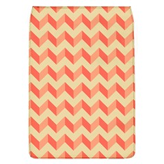 Modern Retro Chevron Patchwork Pattern Flap Covers (l)  by creativemom