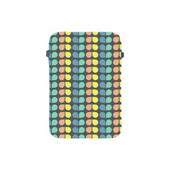 Colorful Leaf Pattern Apple Ipad Mini Protective Soft Cases by creativemom