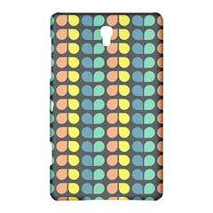 Colorful Leaf Pattern Samsung Galaxy Tab S (8 4 ) Hardshell Case