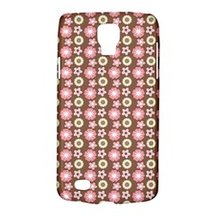 Cute Floral Pattern Galaxy S4 Active by creativemom