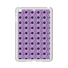 Cute Floral Pattern Ipad Mini 2 Enamel Coated Cases by creativemom