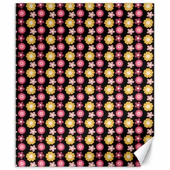 Cute Floral Pattern Canvas 20  X 24   by creativemom