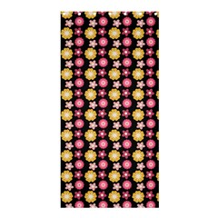 Cute Floral Pattern Shower Curtain 36  X 72  (stall)