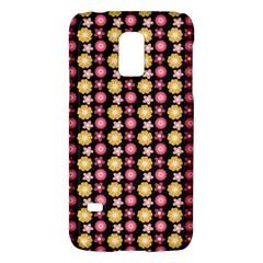 Cute Floral Pattern Galaxy S5 Mini by creativemom