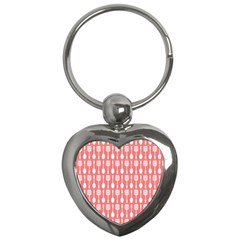 Pattern 509 Key Chains (heart)  by creativemom