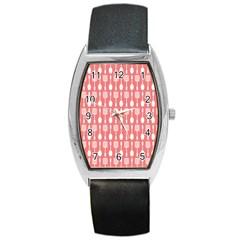 Pattern 509 Barrel Metal Watches by creativemom