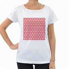 Pattern 509 Women s Loose Fit T Shirt (white) by creativemom