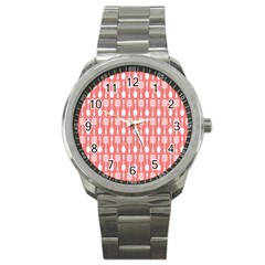 Pattern 509 Sport Metal Watches by creativemom