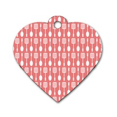 Pattern 509 Dog Tag Heart (two Sides) by creativemom