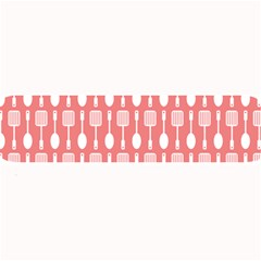 Pattern 509 Large Bar Mats by creativemom
