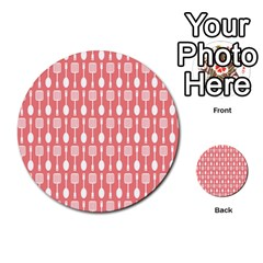 Pattern 509 Multi Purpose Cards (round)  by creativemom