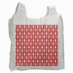 Pattern 509 Recycle Bag (two Side)  by creativemom
