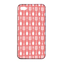Pattern 509 Apple Iphone 4/4s Seamless Case (black) by creativemom