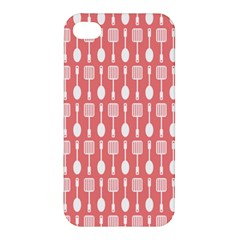 Pattern 509 Apple Iphone 4/4s Premium Hardshell Case by creativemom