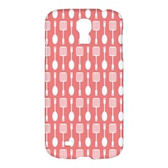 Pattern 509 Samsung Galaxy S4 I9500/i9505 Hardshell Case by creativemom