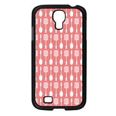 Pattern 509 Samsung Galaxy S4 I9500/ I9505 Case (black) by creativemom