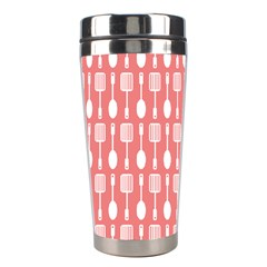 Pattern 509 Stainless Steel Travel Tumblers by creativemom
