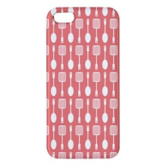 Pattern 509 Iphone 5s Premium Hardshell Case by creativemom