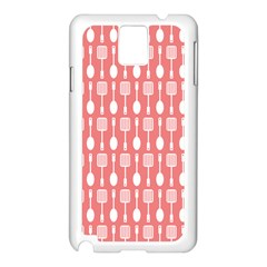 Pattern 509 Samsung Galaxy Note 3 N9005 Case (white) by creativemom