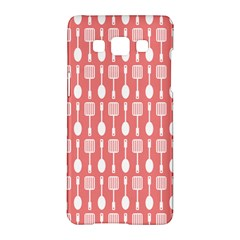Pattern 509 Samsung Galaxy A5 Hardshell Case  by creativemom