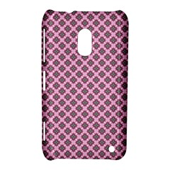 Cute Pretty Elegant Pattern Nokia Lumia 620 by creativemom