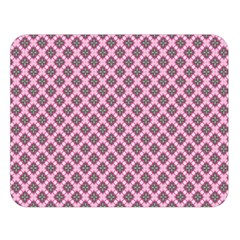 Cute Pretty Elegant Pattern Double Sided Flano Blanket (large)  by creativemom