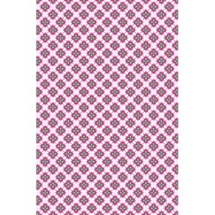 Cute Pretty Elegant Pattern 5.5  x 8.5  Notebooks by creativemom