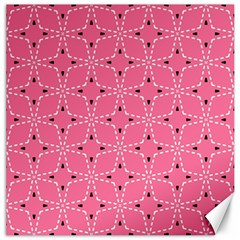 Cute Pretty Elegant Pattern Canvas 20  X 20   by creativemom