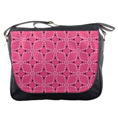 Cute Pretty Elegant Pattern Messenger Bags by creativemom