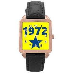 1972 Rose Gold Watches by theunrulyartist
